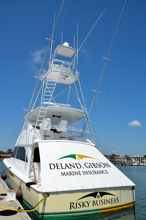 Deland, Gibson Marine Insurance: Anything BUT Risky!