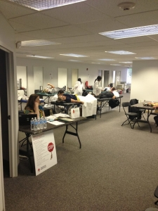 Deland, Gibson Insurance Blood Drive with American Red Cross