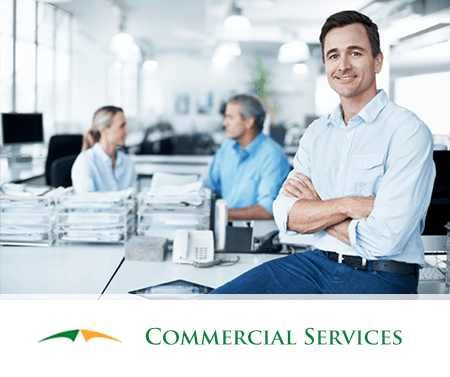 Deland, Gibson Business & Commercial Services