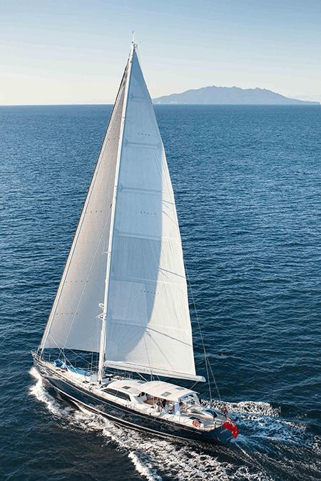 1900 Club Sailboat Image