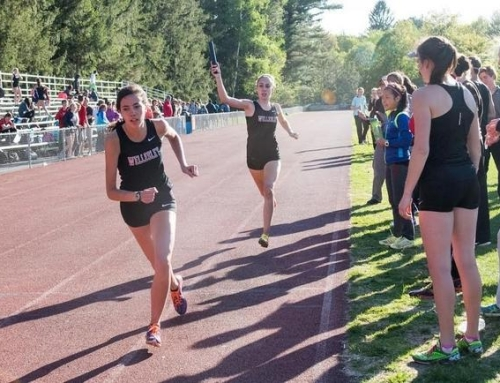 Wellesley Townsman Athlete of the Week: Eve Driver (girls outdoor track)