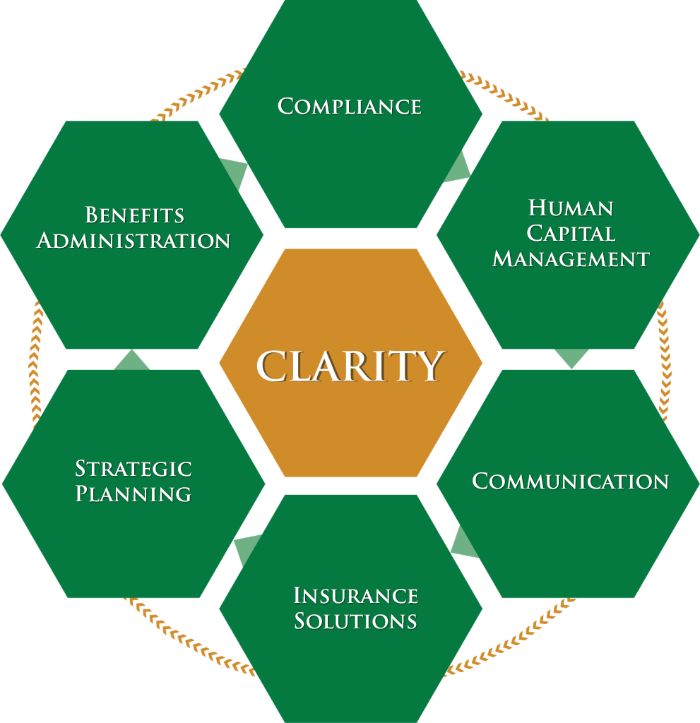 Total Benefit & Workforce Solution Diagram