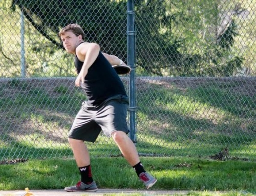 Wellesley Townsman Athlete of the Week: William Perry (boys outdoor track)