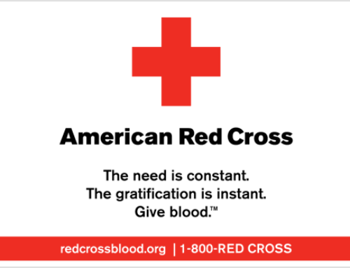 Blood Drive on August 16th