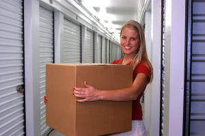 Self Storage Facility Photo